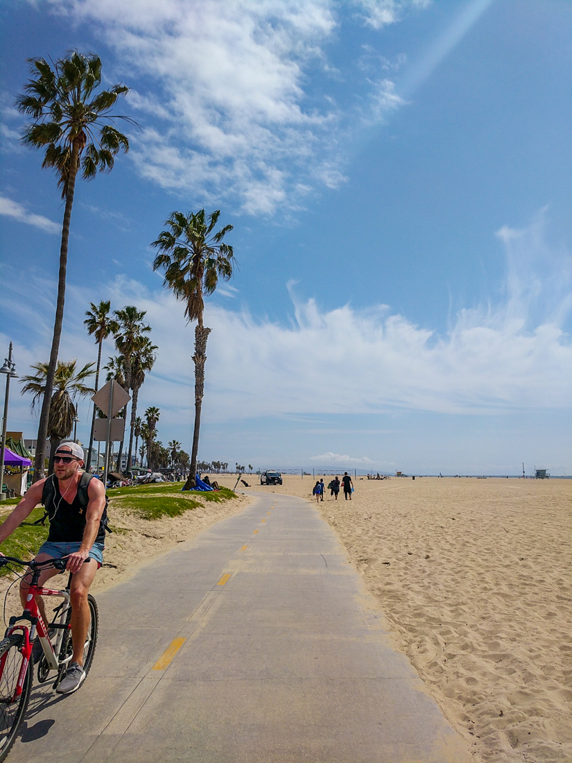 Venice beach bike tour 15