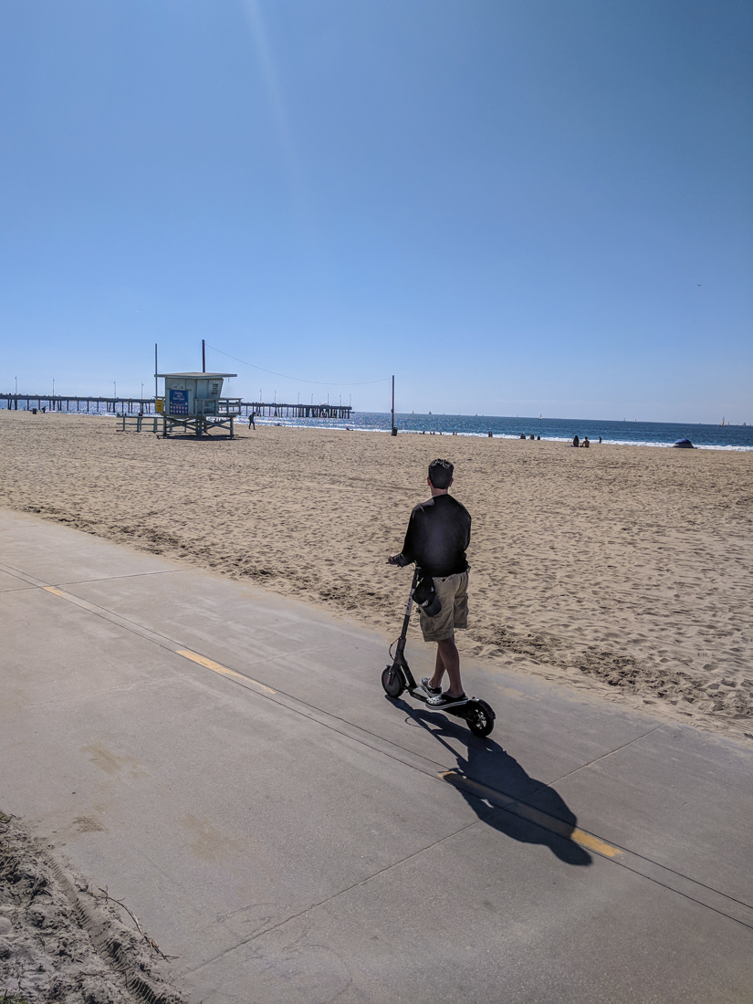 Venice beach bike tour 8