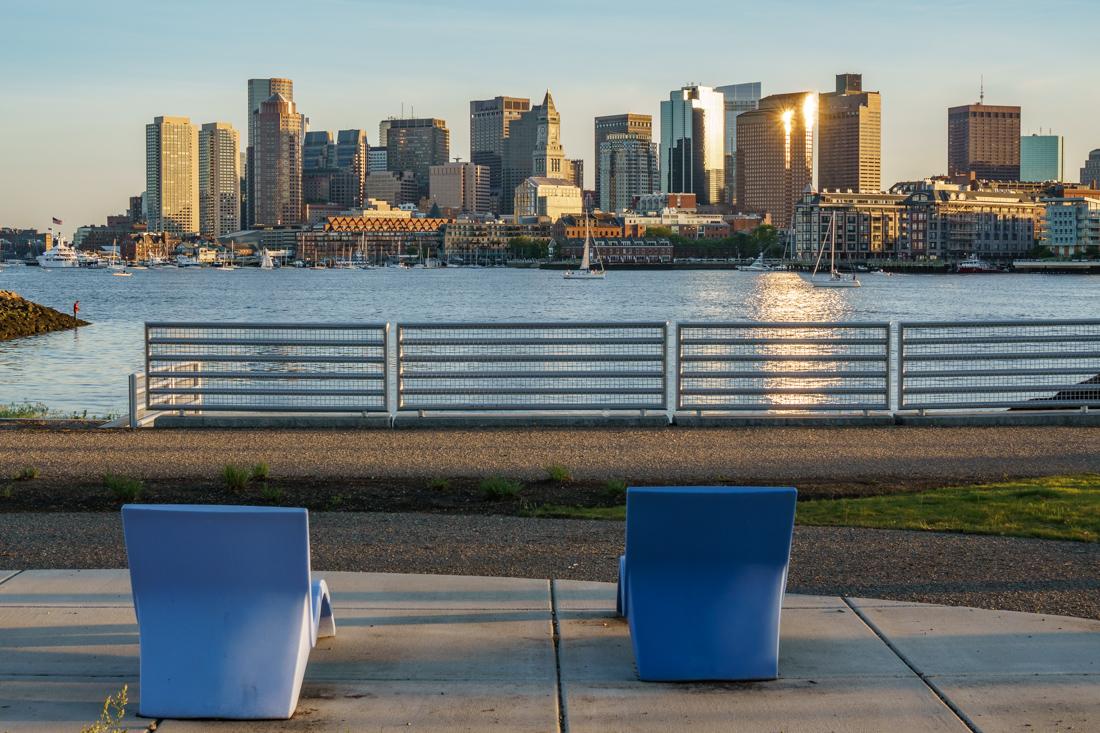 Boston summertime 1