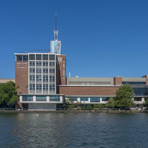 Musee des sciences de boston 1