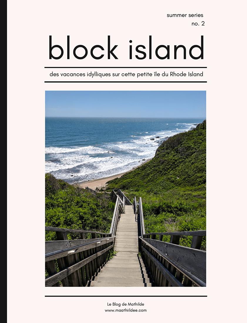 Couverture block island