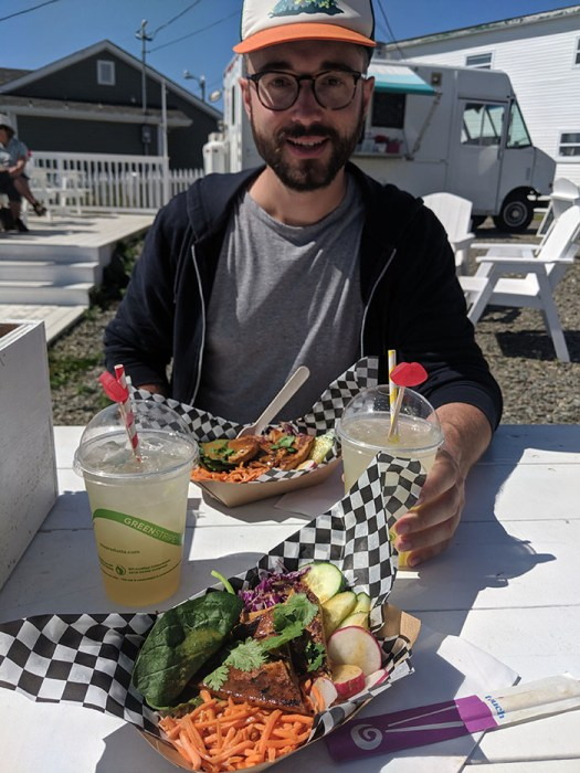 Bonavista food truck