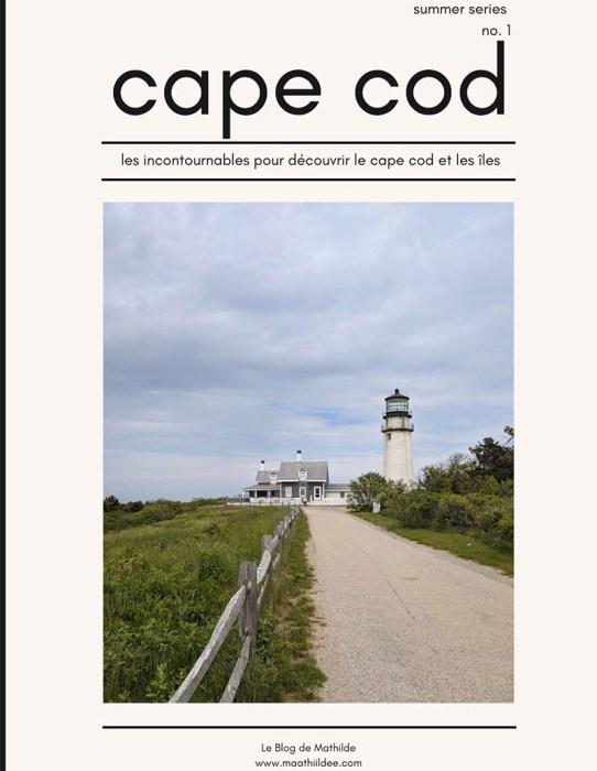 Cape cod cover 1