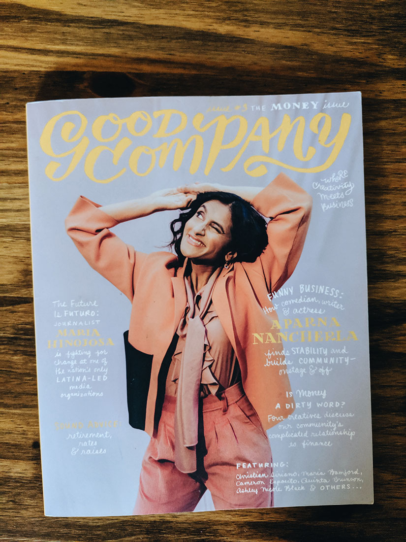 Good company magazine