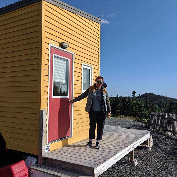 Tiny House Port Rexton Terre Neuve