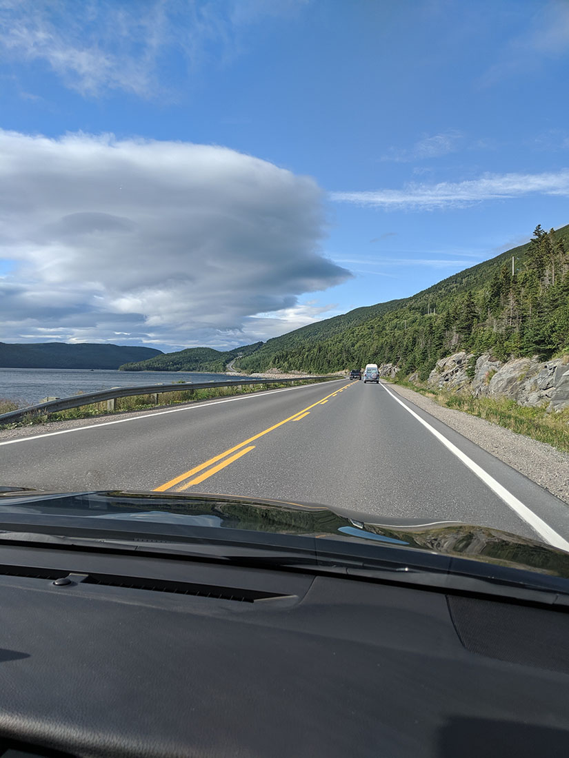 Route scenique gros morne
