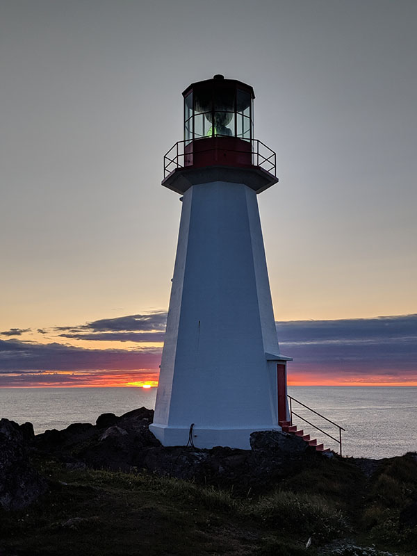 Quirpon lighthouse