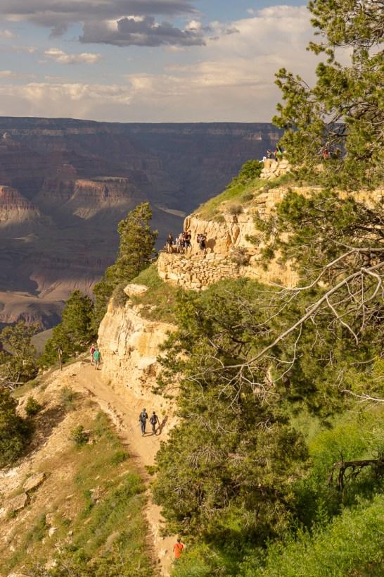 La rive sud du grand canyon etats unis le blog de mathilde 10