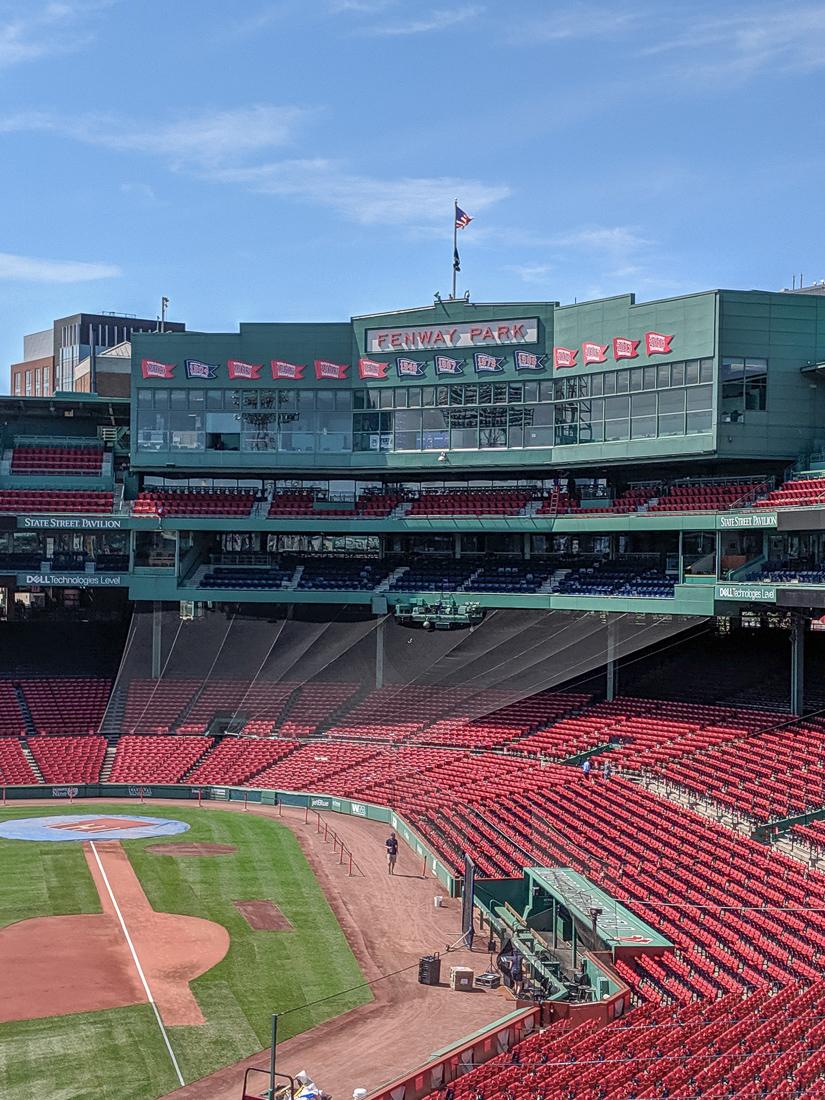 Visiter fenway park le stade de base ball de boston le blog de mathilde 3