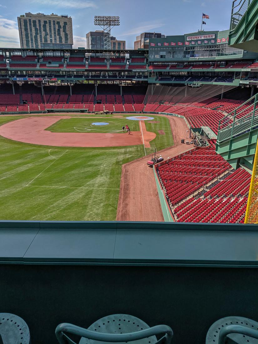 Visiter fenway park le stade de base ball de boston le blog de mathilde 5