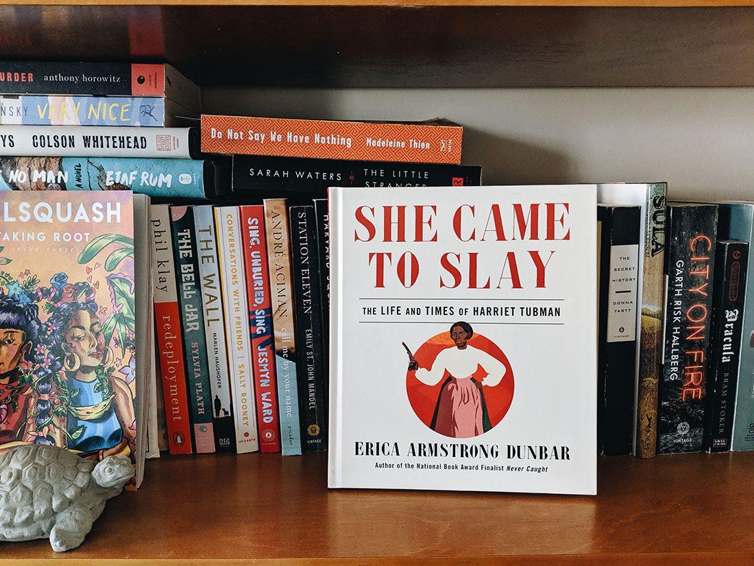 She came to slay livre sur harriet tubman le blog de mathilde