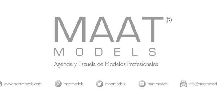 REDES OFICIALES MAAT MODELS