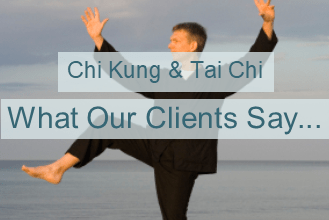 Client feedback - chi kung