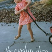 The Evelyn Dress & Swing Top