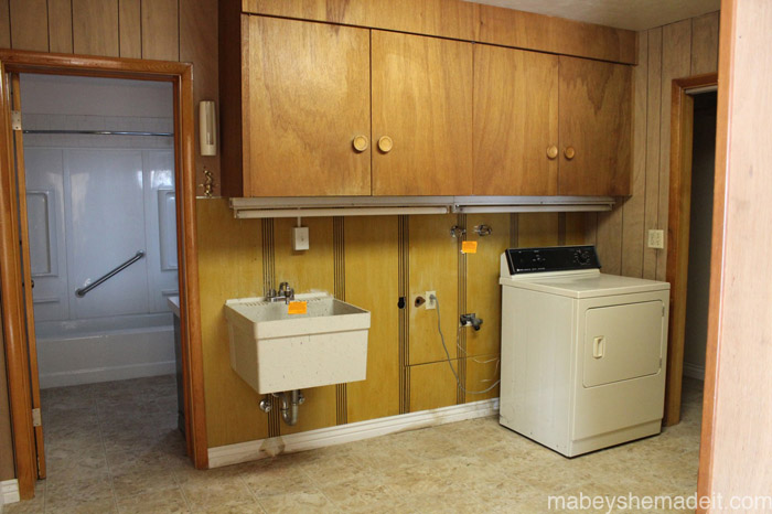 Mabey Manor: Laundry Room | Mabey She Made It