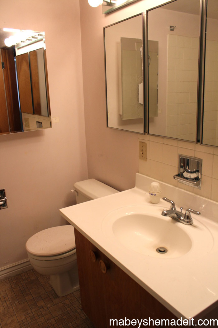 Mabey Manor Bathroom | Mabey She Made It