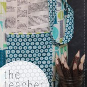 Back to School Teacher Tote