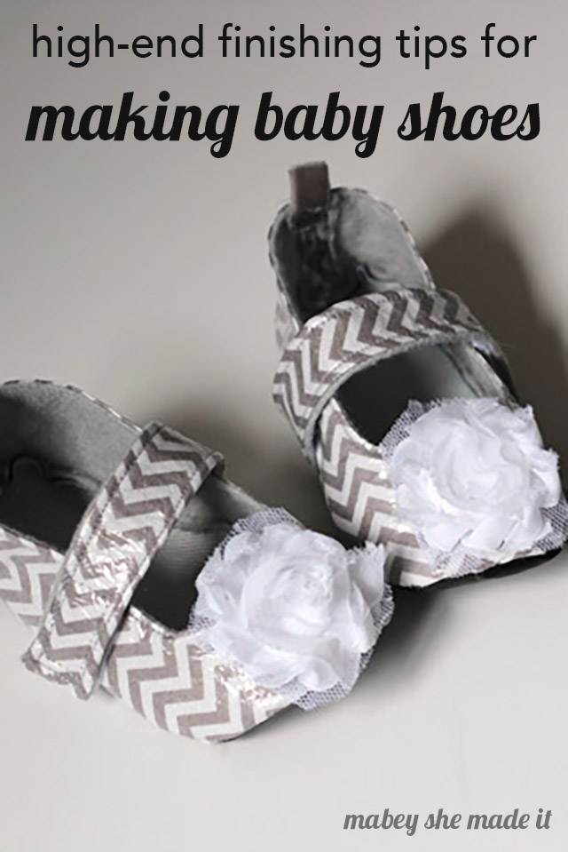 These tips will help you make your baby shoes look more polished and professional. Really helpful!
