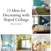 17 Sloped Ceiling Bedroom Design Ideas