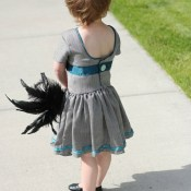 Matinee Dress Pattern Review
