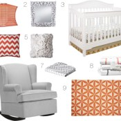 Nursery Inspiration Mood Board