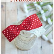 How to Make a Bow Baby Headband