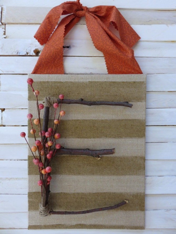 Branch - Door Decor Hanging