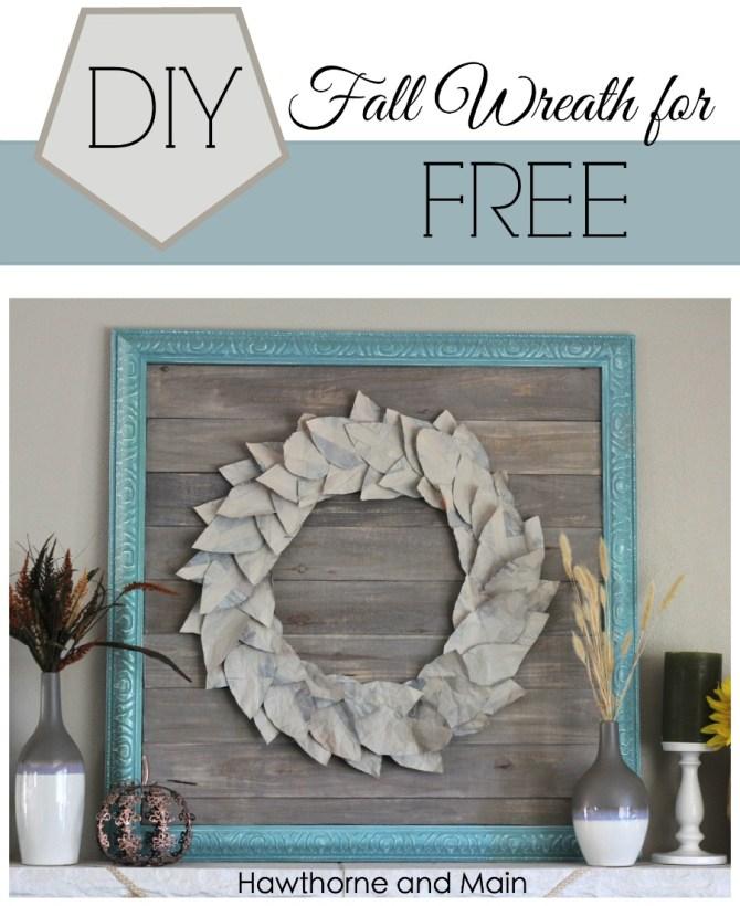 Fall Wreath title