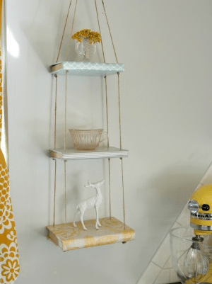 "DIY ""Book Shelf""- Decor Fix"