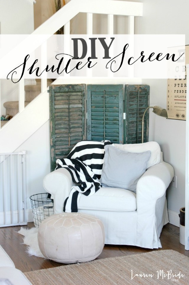 5 DIY Furniture Makeovers | Do Tell Tuesday at Mabey She Made it