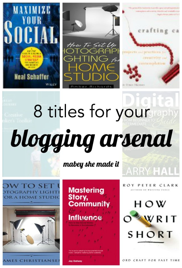8 Audio Books that will help increase your Blogging knowledge