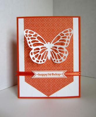 Butterfly a l'orange