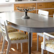 1920s Dining Table and Chairs