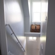 Mabey Manor: Staircase Remodel