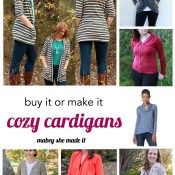 Buy It or Make It: Cardigans