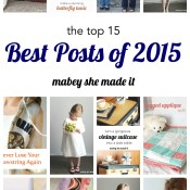 Best Posts of 2015