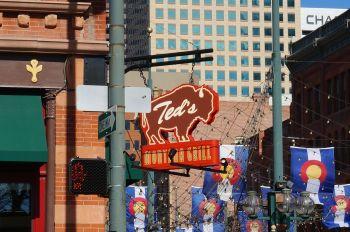 Ted Montana Grill est une chaine de 44 restaurants spécialisés dans la viande de bison.