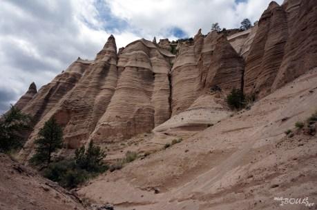 Dans le canyon, personne ne vous entend strier.