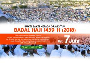 Badal Haji, Badal Haji Murah, Badal Haji Surabaya, Badal Haji Jakarta, Badal Haji Terpercaya, Badal Haji 2018, Badal Haji 1439