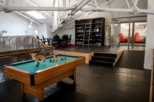 Les bureaux de Havas sur Airbnb