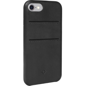 hot sale online 99fe0 d0c1f Relaxed Leather for iPhone X Case with Pockets by Twelve South | Mac-Ave