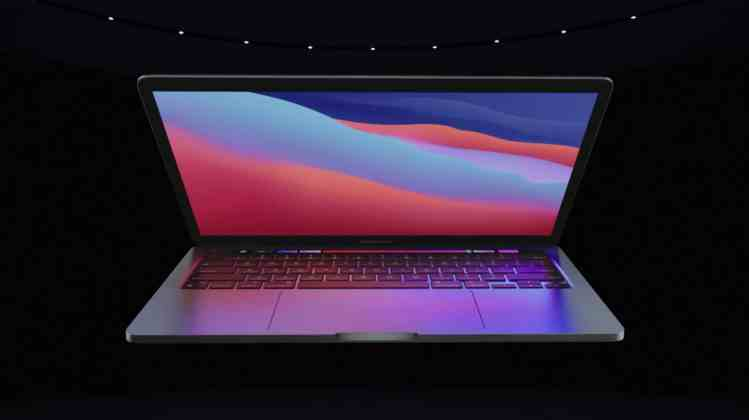 MacBook Pro 2020 mit Apple M1 Chip