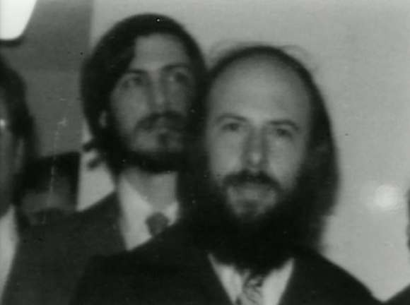 Steve Jobs and Jef Raskin