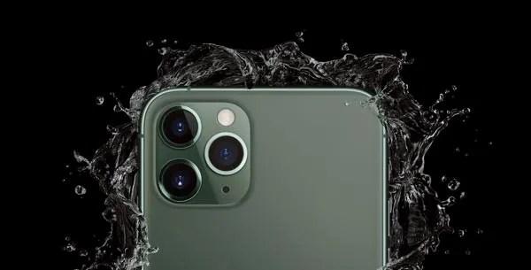 Apple's new iPhone 11 Pro