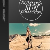 Preset Shop Summer Sun Presets Collection