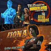 Tales from the Borderlands Episode 2 icon