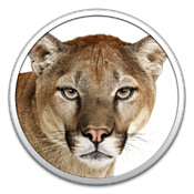 Mac OS X Mountain Lion icon