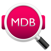 MDB Explorer Access Viewer read and export Access files icon