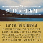 Pacific Northwest Font Family icon