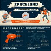 Spacelord Font Family icon